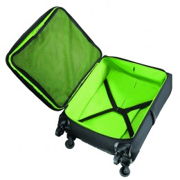 Leitz Smart Traveller 4 Wheel Carry On