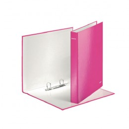 Leitz Wow Ringbinder A4+ Pink [Alternative Picture 1]