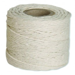 Cotton Twine String 250g Medium White [Pack of 6]