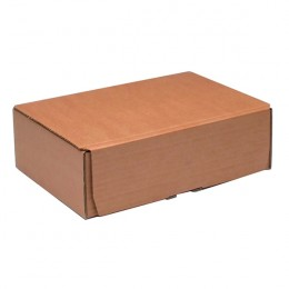Mailing Box 250x175x80mm Brown Kraft [Pack of 20]