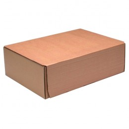 Mailing Box 325x240x105mm Brown Kraft [Pack of 20]