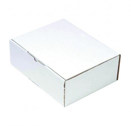 Mailing Box 375x225x150mm Oyster [Pack of 25]