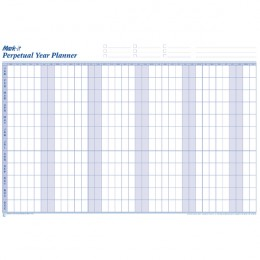 Mark-it Perpetual Year Planner