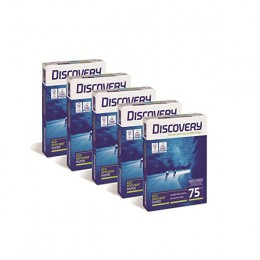 Discovery A4 75g White Paper [Pack of 2500]