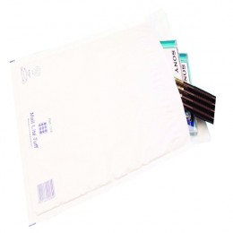 Mail Lite Tuff Size G/4 White [Pack of 50]
