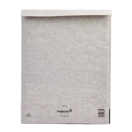 Bubble Postal Bag Self Seal White 350x470mm [Pack of 50]