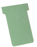 Nobo T-Card Size 4 Light Green [Alternative Picture 1]