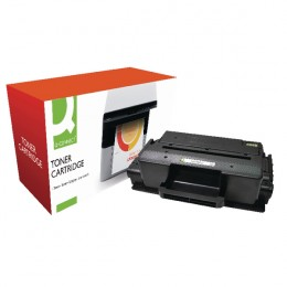 Q-Connect Compatible Solution Samsung Black Toner Cartridge Extra High Yield MLT-D203E