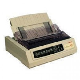 Oki Elite Dot Matrix Printer 9Pin Ml320
