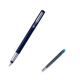 Parker Vector Fountain Pen Blue [Pack of 6]