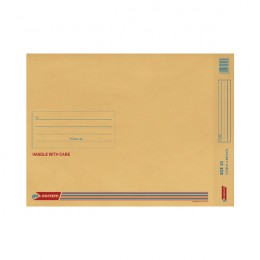 Gosecure Bubble Envelope Size 10 Gold [Pack of 20]