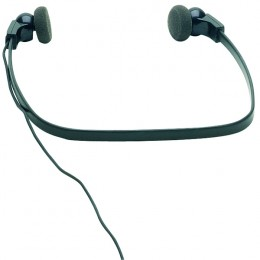 Philips Headset Deluxe Black LFH234