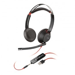 Poly Blackwire C5220 USB-A Headset