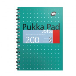 Pukka Metallic Jotta Notebook B5 [Pack of 3]