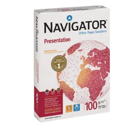 Navigator Presentation A4 100g White [Pack of 2500]