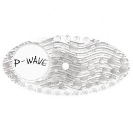 P-Wave Curve Clear Mango Pack of 10