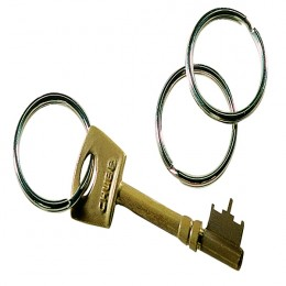Stephens Keyring Split [Pack of 100]