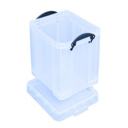 Really Useful 35 Litre Euro Box Clear