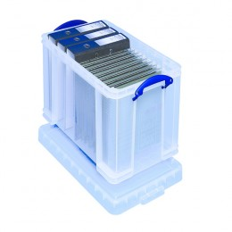 Really Useful 48 Litre Box Clear