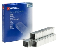 Rexel Heavy Duty Staples No 23 13mm [Pack of 1000]