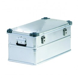 Container with Lid Aluminium