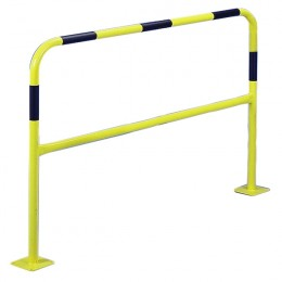 Safety Bar Length 1m Yellow and Black