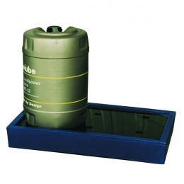 2x25 Litre Can Tray Blue