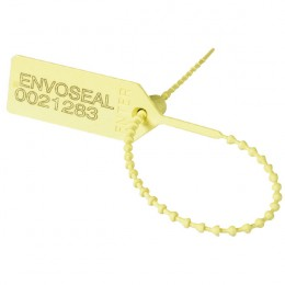 1000 Security Tight Seals Numbered Yellow