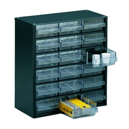 18 Clear Drawer Storage System