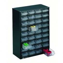 36 Clear Drawer Storage System