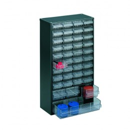 40 Clear Drawer Storage System