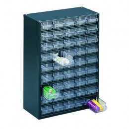 45 Clear Drawer Storage System