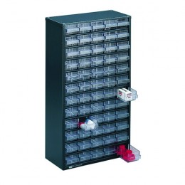 60 Clear Drawer Storage System