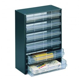 6 Clear Drawer Storage System
