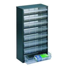 8 Clear Drawer Storage System