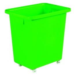 Mobile Container 580x410x700mm Green