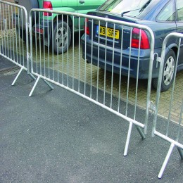 Crowd Control Barrier 1120x2470mm