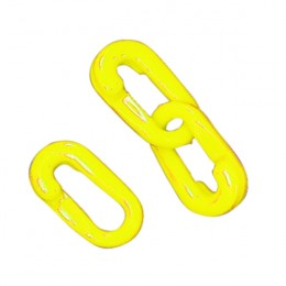 6mm Chain Joint Yellow [Pack of 10]