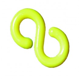 S-Hooks Yellow [Pack of 10]
