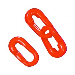6mm Chain Joint Red [Pack of 10]