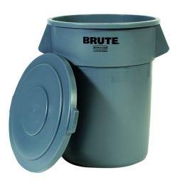 Brute Container 208 Litre Grey