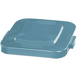 Lid for Square Container 3536 Grey