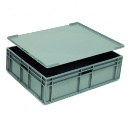 Container Lid 400x300mm Grey