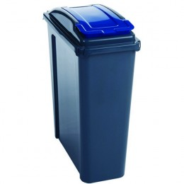 Recycling Bin 25 Litre Blue