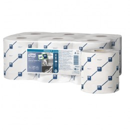 Tork Reflex Centrefeed Roll 2-Ply 150m White [Pack of 6]
