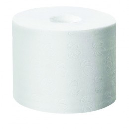 Tork Coreless Mid-Size Toilet Rolls White 2 Ply [Pack of 36x900 Sheets]