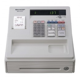 Sharp XEA137WH Cash Register