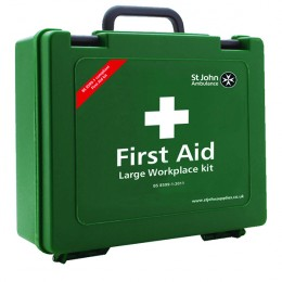 St John Ambulance Workplace First Aid Large 100 Person