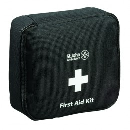 St John Ambulance Motor Vehicle First Aid Kit Medium Black