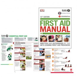 St John Ambulance First Aid Manual 10th Edition